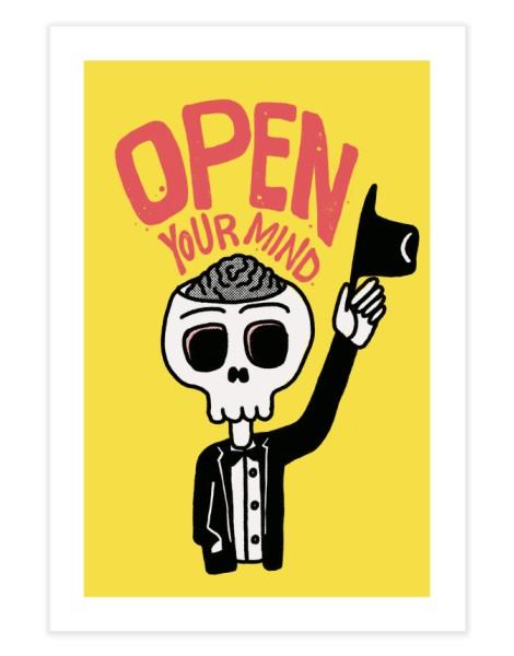 Open Your Mind Hero Shot