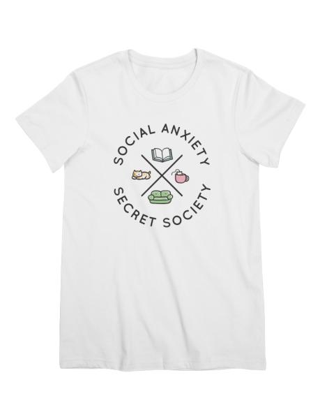 Social Anxiety Secret Society Hero Shot