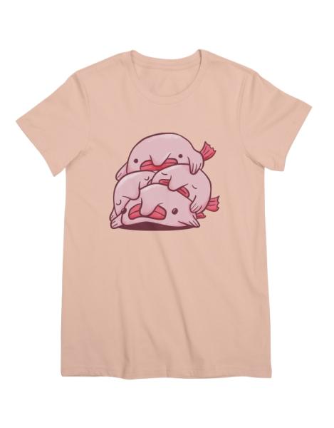 Blobfish Cuddle Party Hero Shot