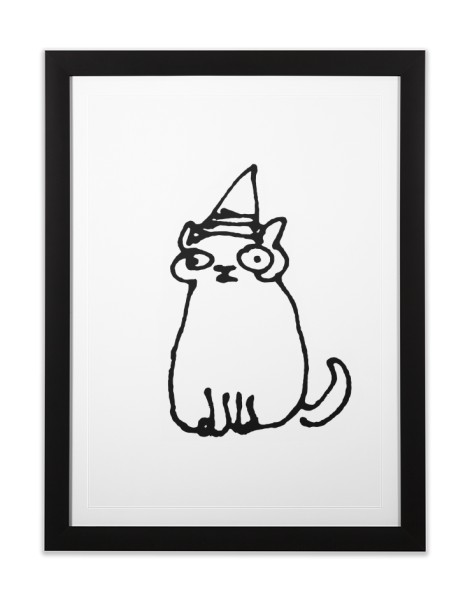 Wizard Cat Hero Shot
