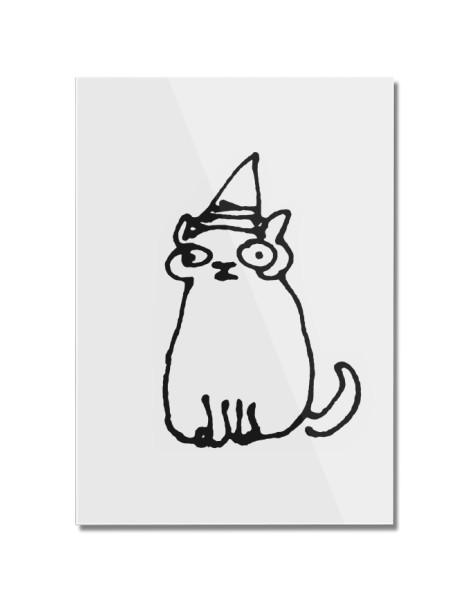 Wizard Cat Hero Shot