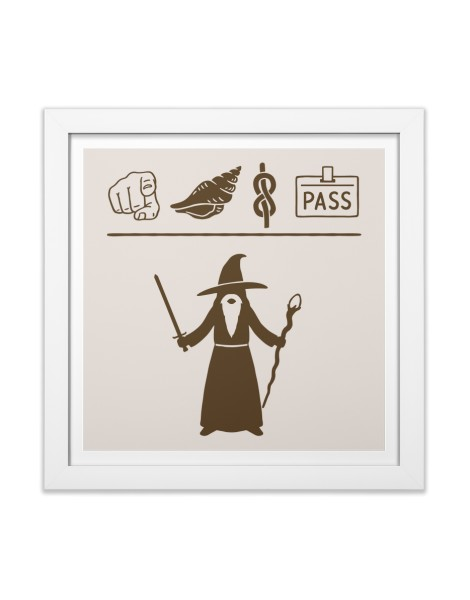 Wizard Hieroglyph Hero Shot