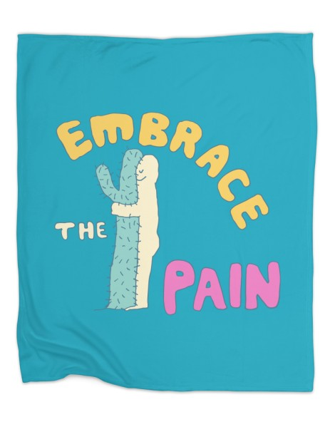 Embrace The Pain Hero Shot