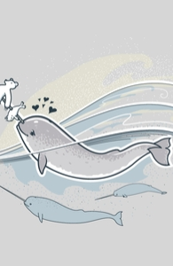 The Friendly Narwhal