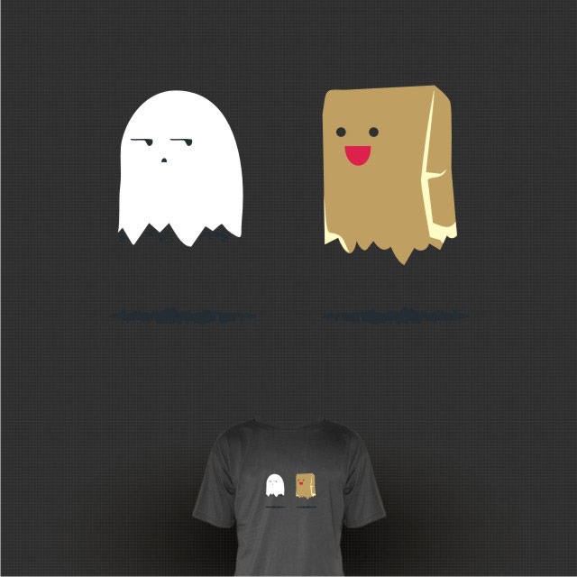 Different Ghost