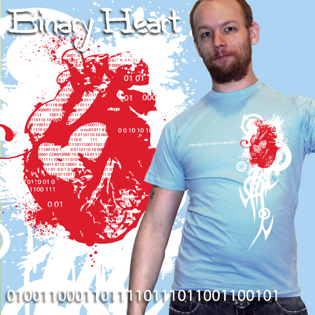 Binary Heart