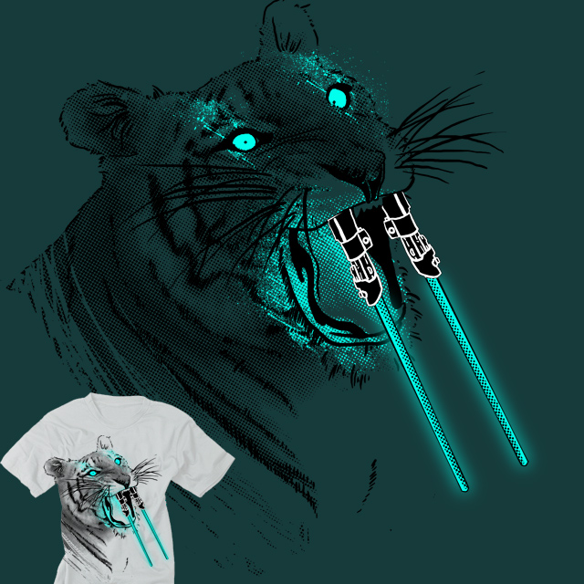 Lightsaber-tooth-tiger