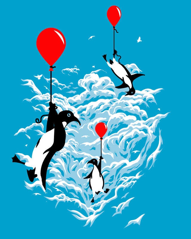 Flight of the Penguins