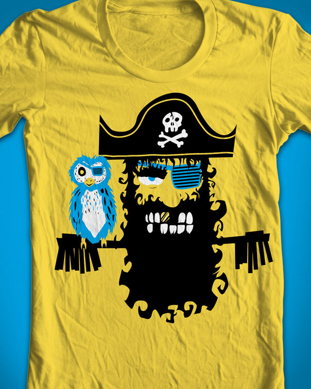 Pirates ARRRR Trendy