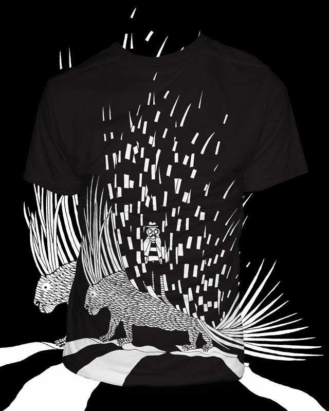 Porcupine Illusion
