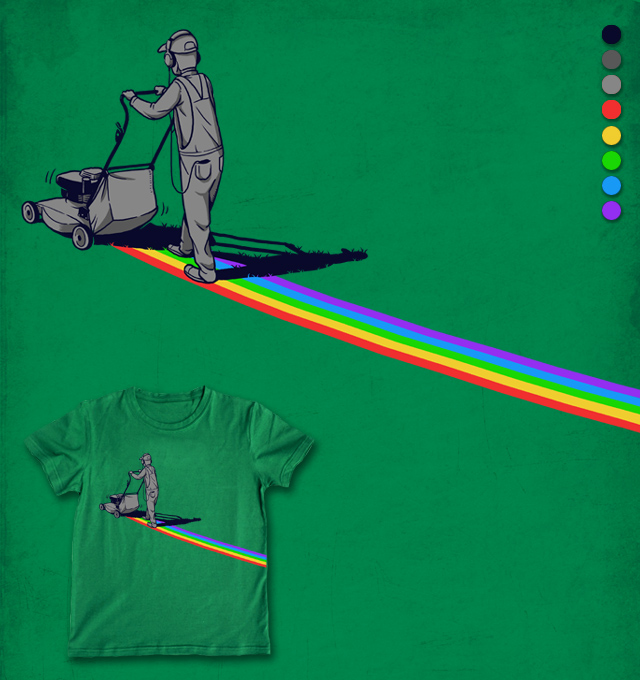 The Rainbow Weeder
