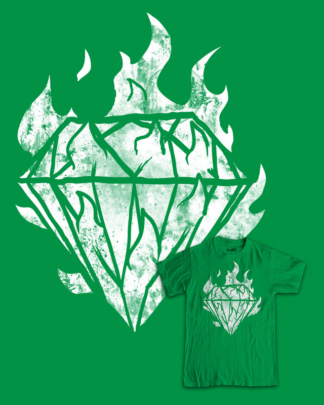 the white fire diamond