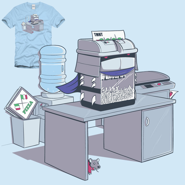 The Shredder by Ian-S on Threadless