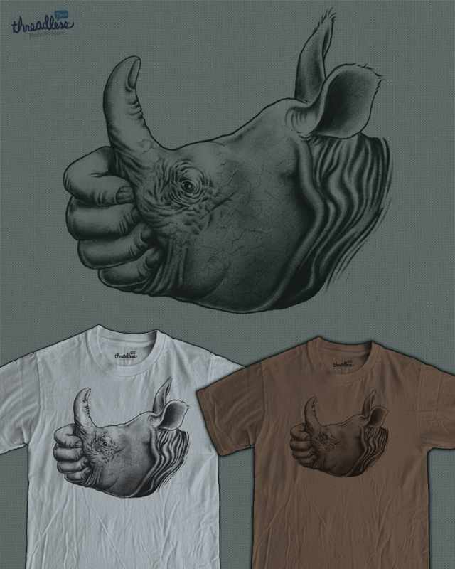 Thumb up by RicoMambo on Threadless