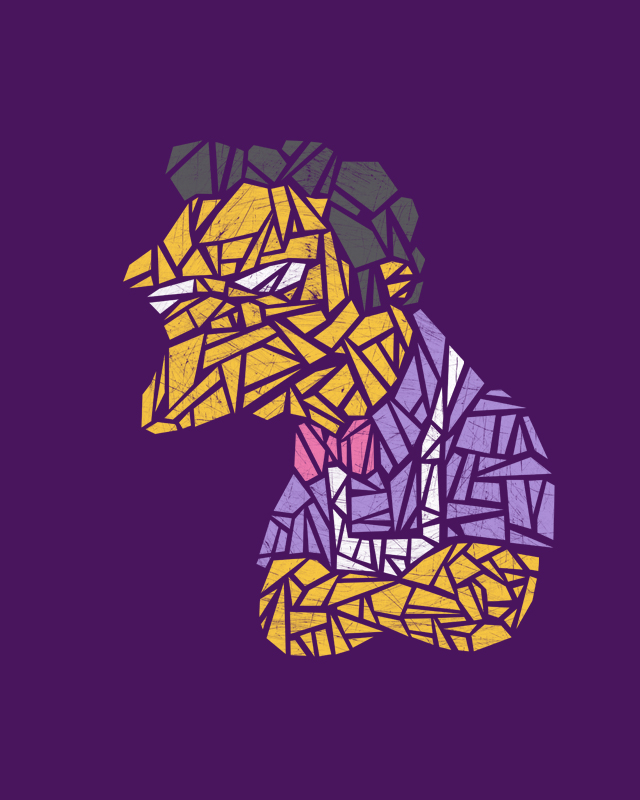 Moe(saic) by dschwen on Threadless