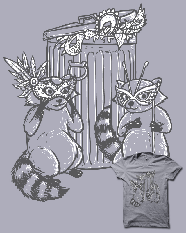 Fancy Raccoons
