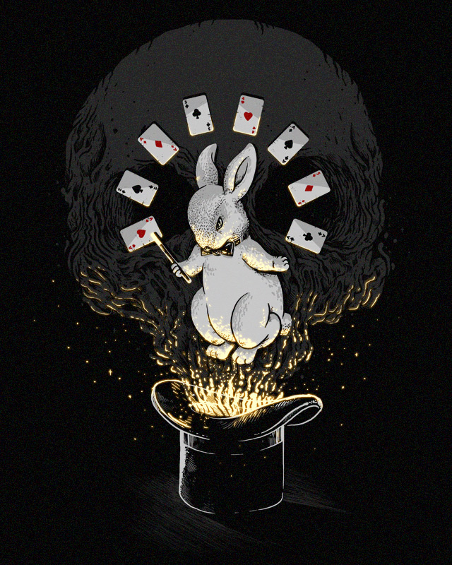 Black Magic Rabbit