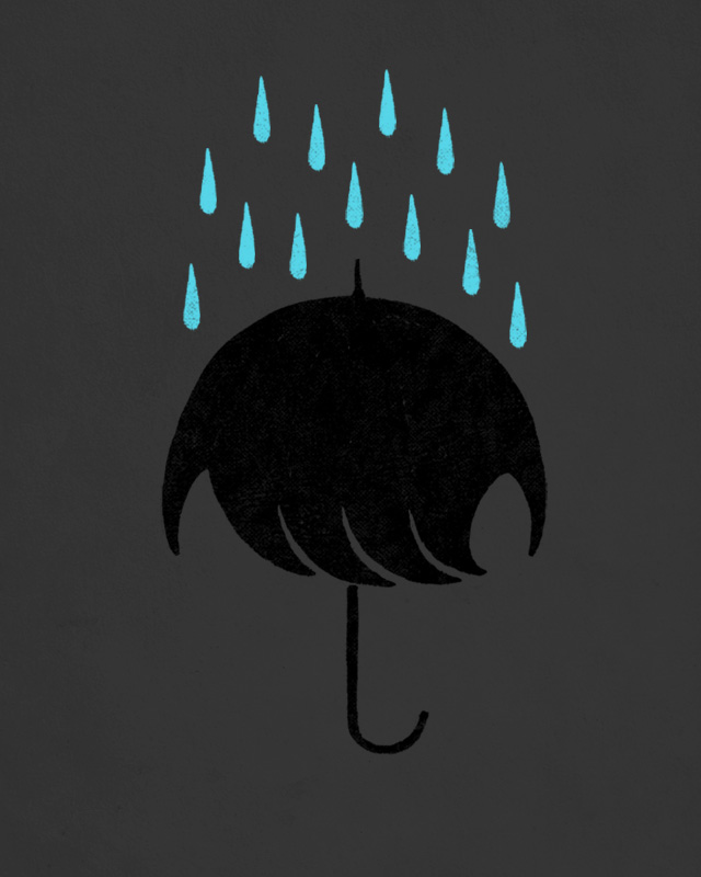Umbrellas are Emo