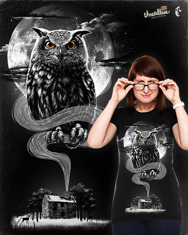 'night hunter' by dzeri29 on Threadless