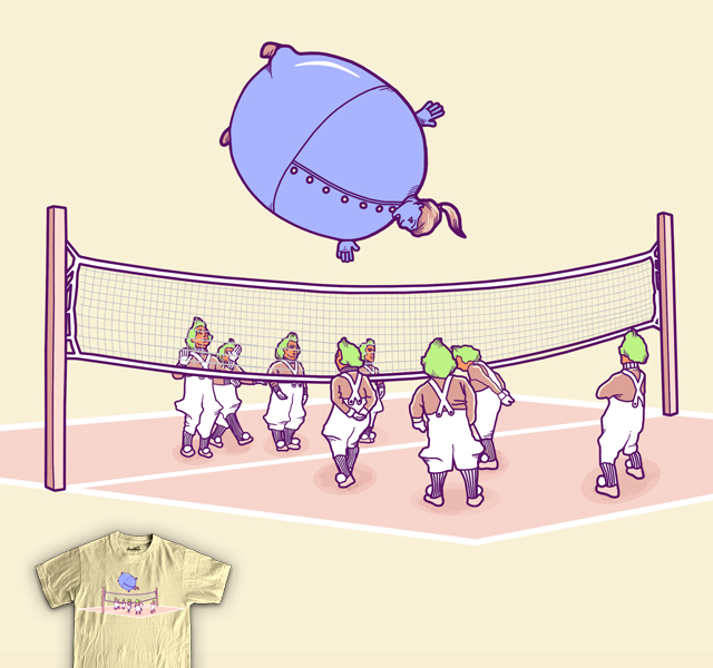 OompaBall by davidfromdallas on Threadless