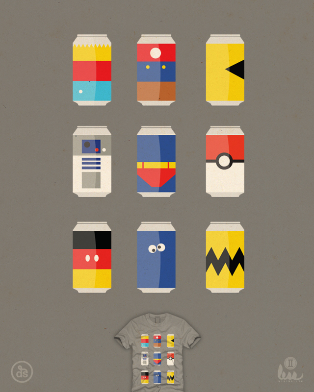 Pop Culture by dschwen on Threadless
