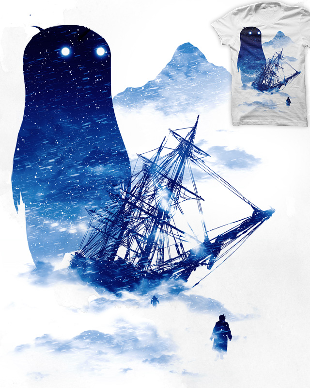 Abandon Ship by nielquisaba on Threadless