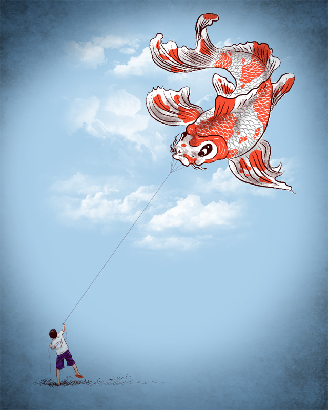 Dream kite