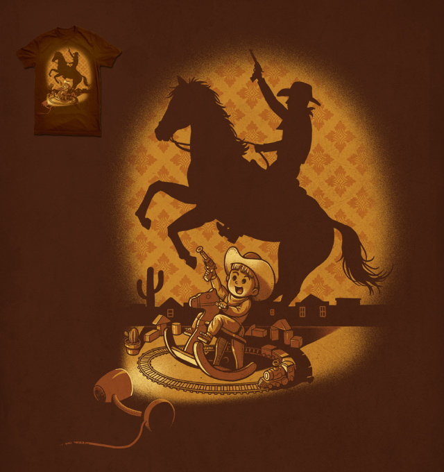 Cowboy Dream by ben chen on Threadless