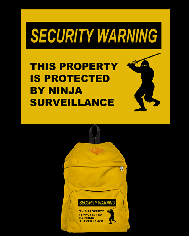 Security Warning