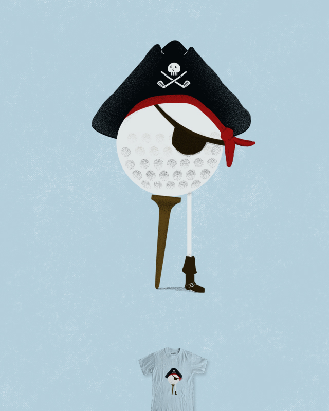 Pirate of the Open Tees