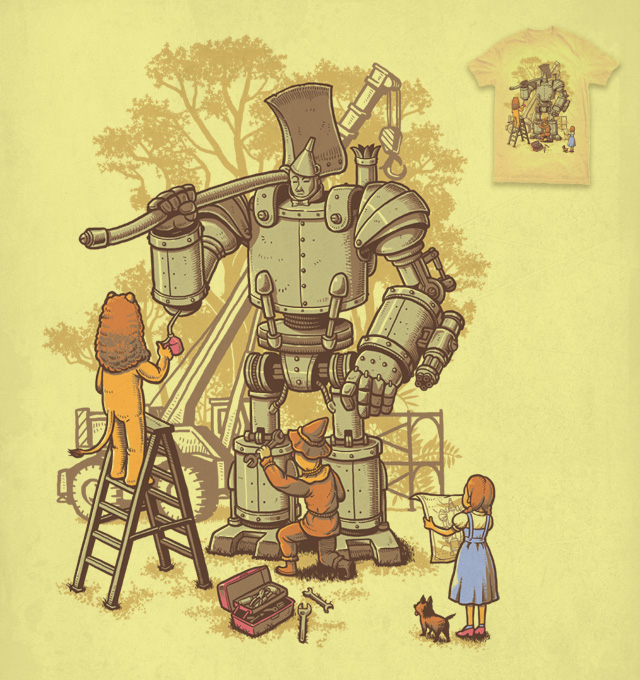 Component Upgrade by ben chen on Threadless
