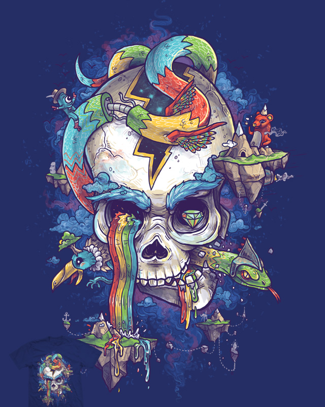 Strangely familiar by Demented on Threadless