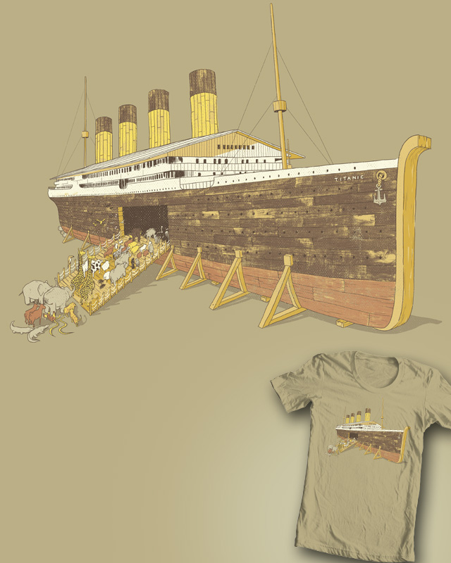 Foretold tragedy by vo maria on Threadless
