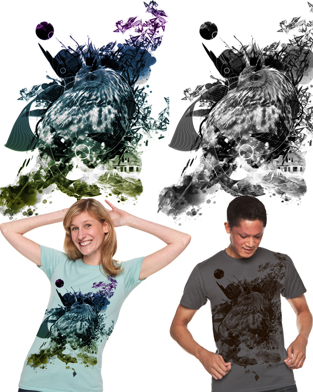 predation instincts 3http://www.threadless.com/sub