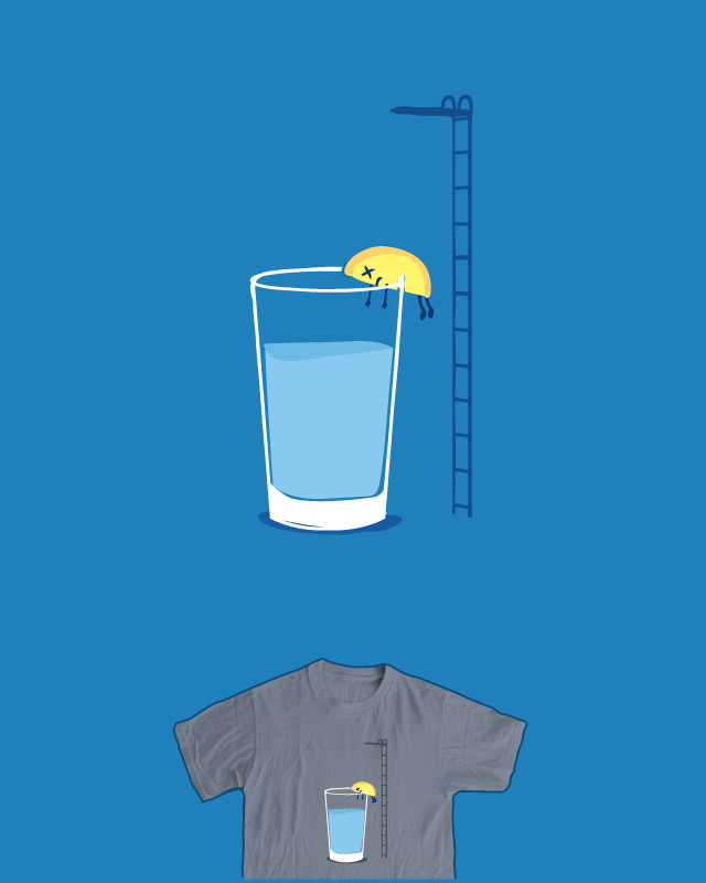 Lemondrop by nathanwpyle at gmail.com on Threadless