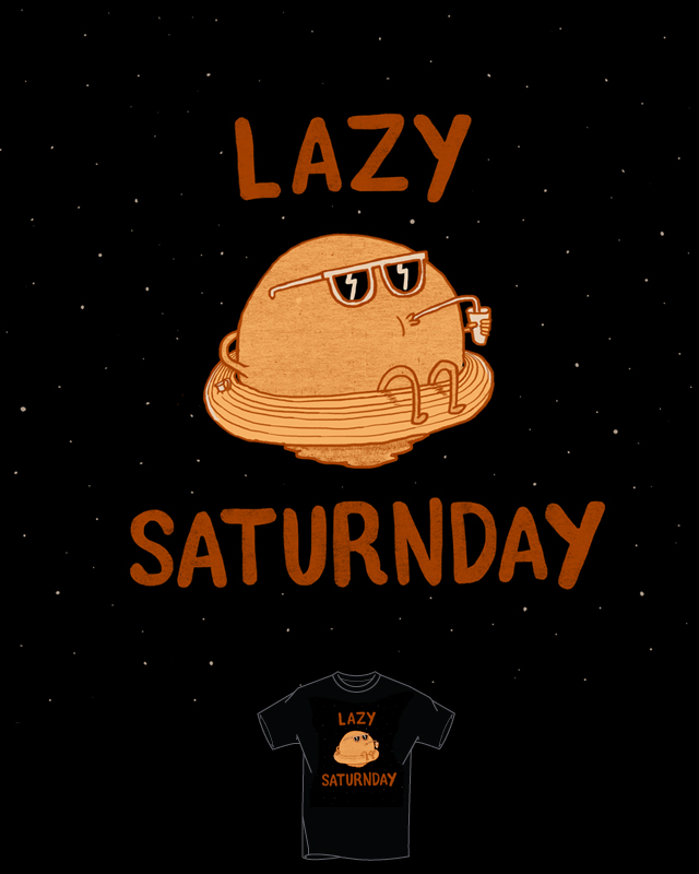 Lazy Saturnday