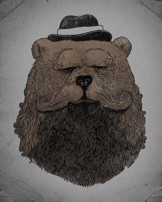 Grizzly Beard