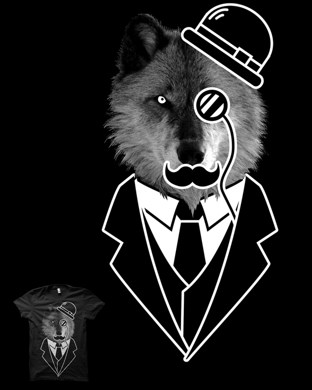 A Wolf In Gentleman's Clothing
