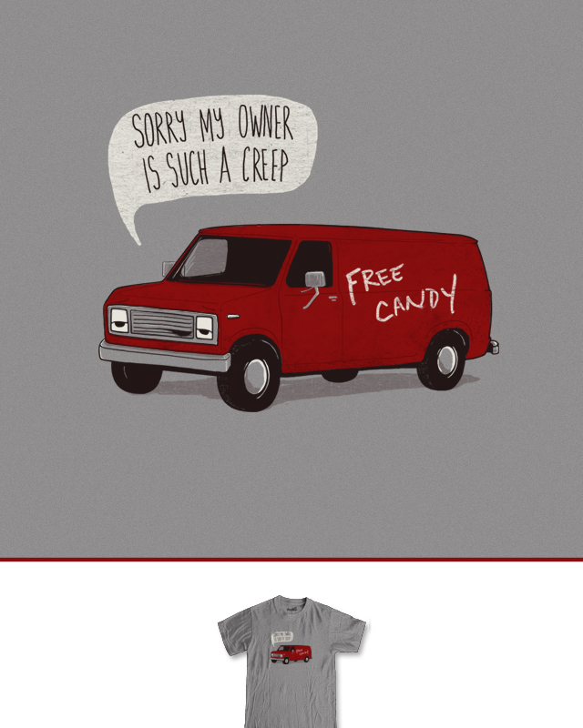 Creeper Van
