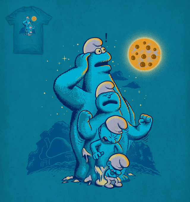 Full Moon Transformation by ben chen on Threadless